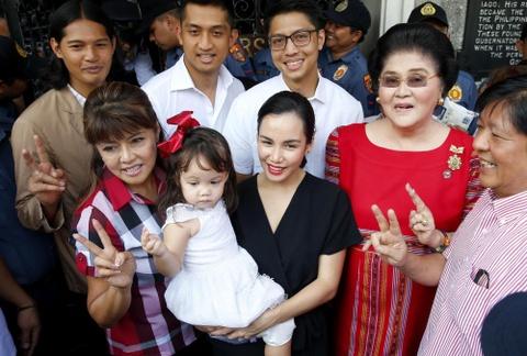 Bau cu Philippines - bai kiem tra giua ky cua ong Duterte hinh anh 8