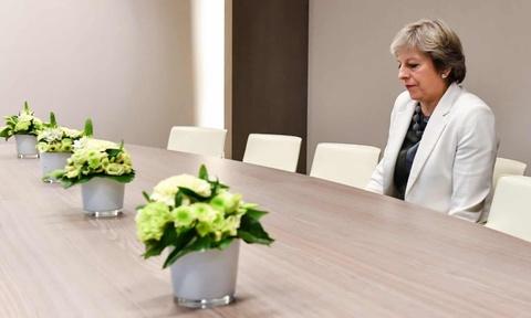 Brexit va dau cham het cho su nghiep 20 nam cua nu thu tuong Anh hinh anh 9
