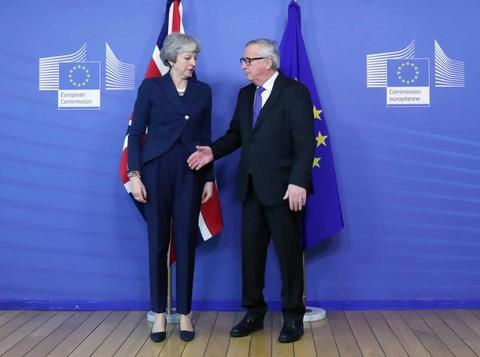 Brexit va dau cham het cho su nghiep 20 nam cua nu thu tuong Anh hinh anh 11