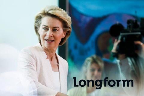 Ursula von der Leyen - 'nu tuong' moi cua mot EU day chia re? hinh anh
