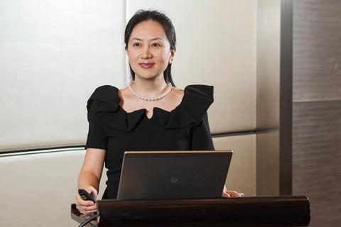 Trung Quoc yeu cau Canada tha ngay CFO Huawei hinh anh