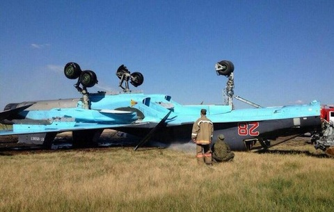 2 tiem kich bom Su-34 cua Nga va cham o Vien Dong hinh anh