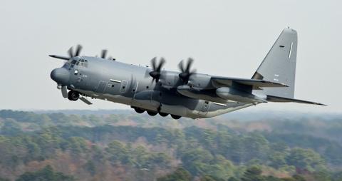 C-130, 'ngựa thồ' không tuổi của Không quân Mỹ