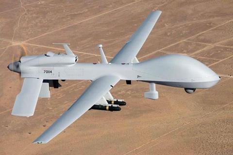 2 nam phat dong, My van chua tim duoc vu khi nhe cho UAV hinh anh