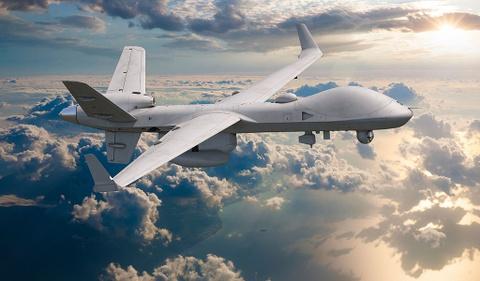 Nhat Ban thu nghiem UAV 'Than ho ve Bien' hinh anh