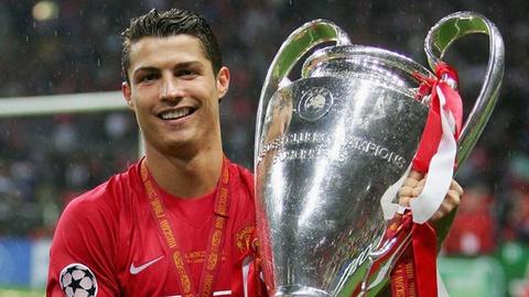 MU va Ronaldo - moi luong duyen hoan hao cua lich su hinh anh