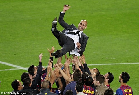 The gioi phong thanh cho Pep Guardiola qua som hinh anh 1