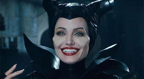 Angelina Jolie tro lai dong phim 'Maleficent 2' hau ly hon Brad Pitt hinh anh