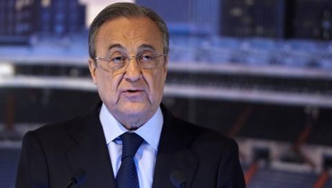 Chu tich Perez: 'Inter muon co Modric ma khong mat mot dong nao' hinh anh