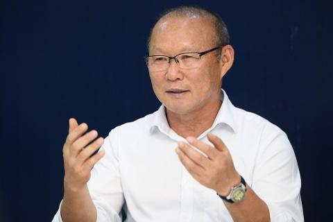 HLV Park khong suy nghi ve hop dong moi de don luc gianh HCV SEA Games hinh anh 1