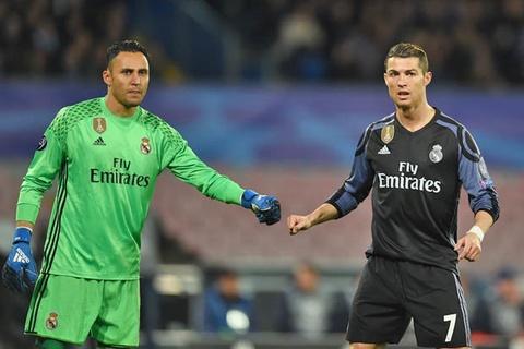 Keylor Navas thua nhan Real nho Cristiano Ronaldo hinh anh
