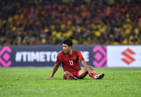 Tien dao Ha Duc Chinh va ap luc truoc chung ket luot ve AFF Cup hinh anh 1