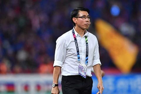 HLV Tan Cheng Hoe gia han hop dong voi Lien doan bong da Malaysia hinh anh