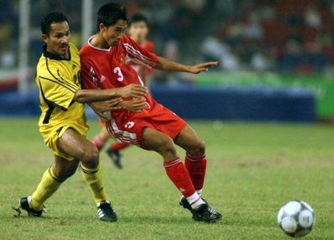 Doi hinh tuyen Viet Nam gay bat ngo tai Asian Cup 2007 gio o dau? hinh anh 3