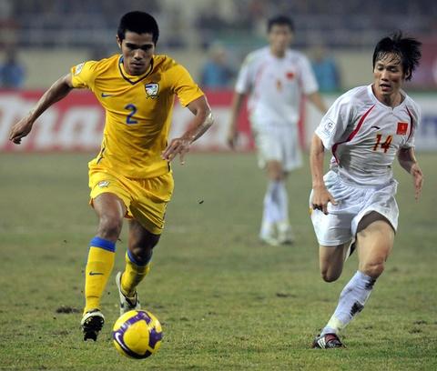 Doi hinh tuyen Viet Nam gay bat ngo tai Asian Cup 2007 gio o dau? hinh anh 9