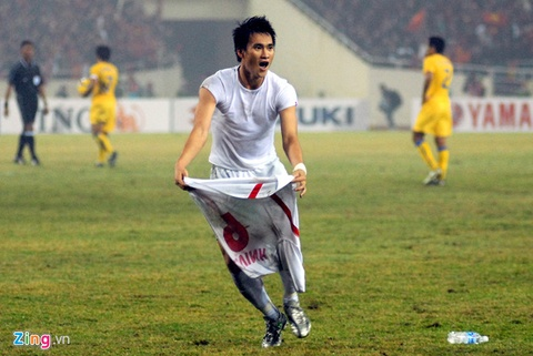 Doi hinh tuyen Viet Nam gay bat ngo tai Asian Cup 2007 gio o dau? hinh anh 11