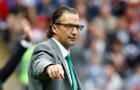 HLV Saudi Arabia không ngần ngại chơi đôi công với tuyển Nhật Bản