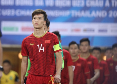 Nguyen Hoang Duc - con dau dau cua HLV Park Hang-seo hinh anh 1