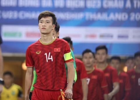 Nguyen Hoang Duc - con dau dau cua HLV Park Hang-seo hinh anh