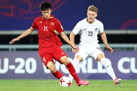Nguyen Hoang Duc truong thanh tu noi dau World Cup hinh anh 2