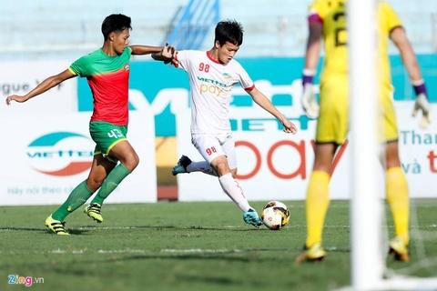 Nguyen Hoang Duc truong thanh tu noi dau World Cup hinh anh 3