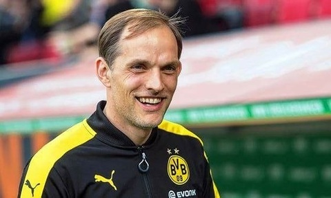 Cuu HLV Dortmund chinh thuc dan dat Neymar va Mbappe hinh anh