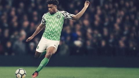 10 mau ao dau dep nhat World Cup 2018: 'Tron mat' voi Nigeria hinh anh 10