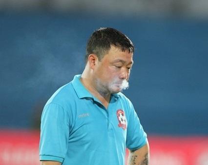 CLB Hai Phong len tieng sau chuyen lum xum ban huan luyen hinh anh