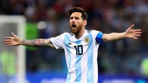 'Nigeria khong co su khoan nhuong cho Messi va dong doi' hinh anh