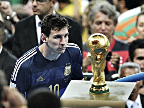 'Argentina choi te, ho lai loi Leo Messi ra chi trich' hinh anh