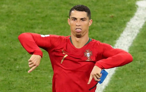 Sut hong penalty, Ronaldo thiet lap ky luc moi cho World Cup hinh anh