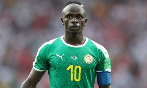 Sadio Mane - niem tin de Senegal khuat phuc Colombia hinh anh