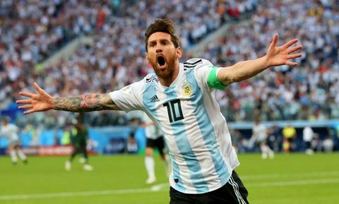 Lionel Messi that su vi dai du chua vo dich World Cup hinh anh 3