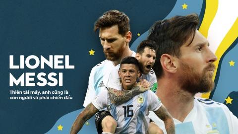Lionel Messi that su vi dai du chua vo dich World Cup hinh anh 2