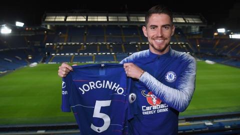 Pep Guardiola noi gi khi mat Jorginho vao tay Chelsea? hinh anh