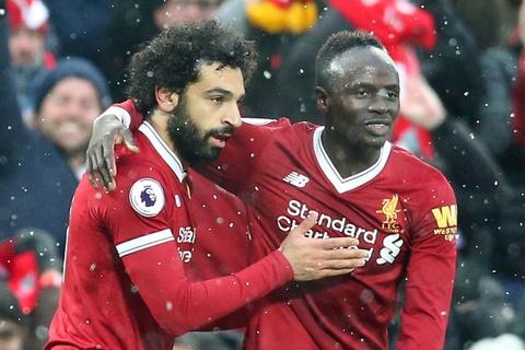Cham diem Liverpool 4-0 West Ham: Dem cua Mane, Salah hinh anh