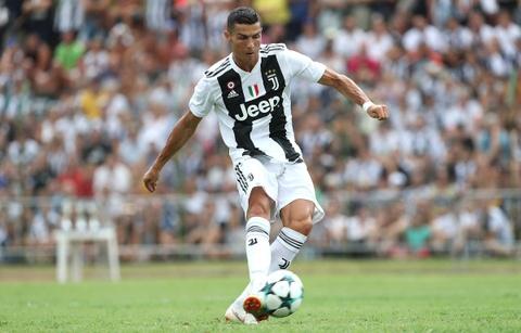 Juventus vs Lazio: Cho Ronaldo ban ha dai bang hinh anh