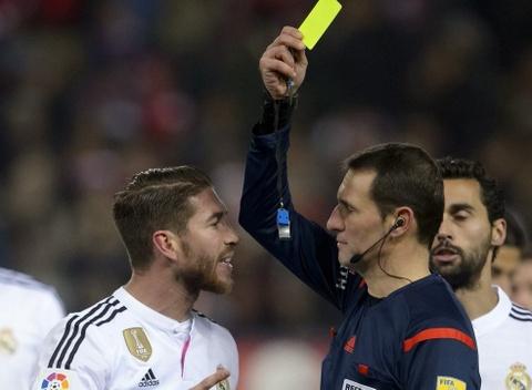 Sergio Ramos thanh ong vua the vang o Champions League hinh anh