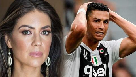 Real phu nhan ep Ronaldo ky thoa thuan 'bit mieng' Mayorga hinh anh