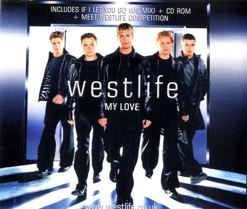 'My Love' - Westlife hinh anh