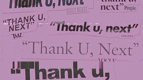 'Thank U, Next' - Ariana Grande hinh anh