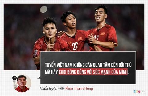 Tuyen Viet Nam nhan loi chuc chien thang tu cac HLV, cuu cau thu hinh anh 1