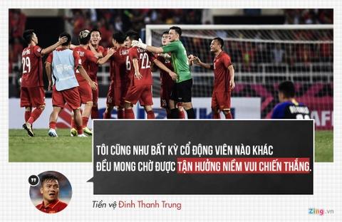 Tuyen Viet Nam nhan loi chuc chien thang tu cac HLV, cuu cau thu hinh anh 2