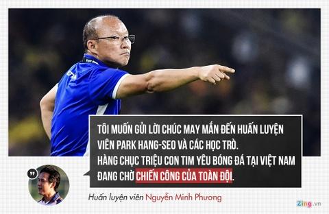 Tuyen Viet Nam nhan loi chuc chien thang tu cac HLV, cuu cau thu hinh anh 6