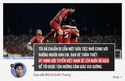 Tuyen Viet Nam nhan loi chuc chien thang tu cac HLV, cuu cau thu hinh anh 7