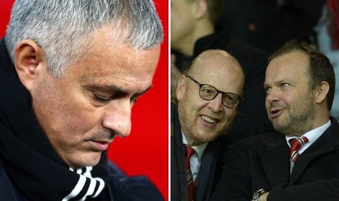 'MU sa thai Mourinho dung luc, se phuc hoi neu bo nhiem Zidane' hinh anh