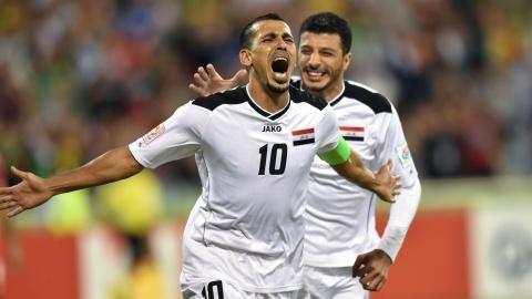 Huyen thoai Iraq nhan dinh doi nha vuot qua Viet Nam tai Asian Cup hinh anh