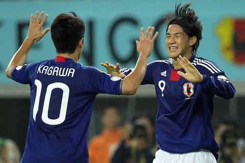 Doan ket buon cho 2 ngoi sao Kagawa va Okazaki o Asian Cup 2019 hinh anh