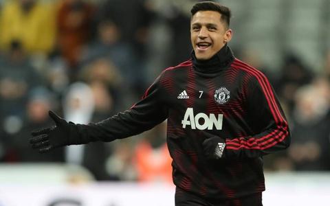 Alexis Sanchez tai phat chan thuong, nguy co lo tran Tottenham hinh anh
