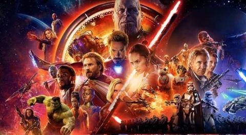 'Avengers' hay 'Star Wars' se gianh ngoi vuong phong ve 2019? hinh anh